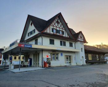 Bahnhof Kradolf